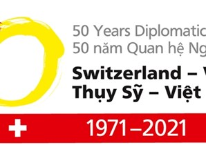 A very special year for the Swiss-Vietnamese Partnership