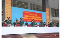 Ceremony to send 1.096 more medical military officers and students to the south
