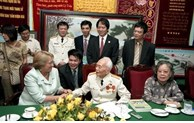 Legendary General Vo Nguyen Giap