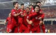 Vietnam retain 92nd spot in latest FIFA rankings