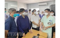 Health Minister inspects intensive care units in Ho Chi Minh City