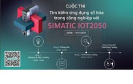 """Siemens launches """"Best Applications of SIMATIC IOT2050"""" contest for Vietnamese engineers and students"""
