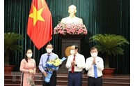 PM approves chairman of Ho Chi Minh City People's Committee