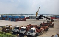 Ministry opens Tan Cang Que Vo inland container depot