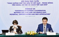 Investment cooperation between Vietnam and Middle East sees potential