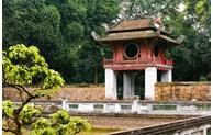 Project on cultural space of Temple of Literature