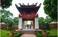 Online discussion to look into way to capitalize Temple of Literature's cultural values