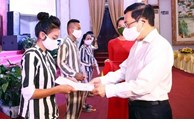 Deputy PM attends ceremony to announce amnesty decision in Thai Nguyen