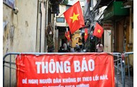 Intensifying COVID-19 control measures during Vietnamese National Day holiday