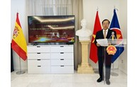 National Day celebrated in Spain