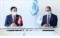 Vietnamese NA Chairman makes three proposals for the IPU to become an even more effective organisation