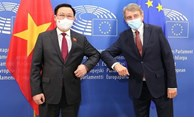 Vietnam and EU steps up investment cooperation while continuing to facilitate the implementation of the EVFTA