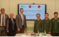 Saint Petersburg donates COVID-19 treatment drugs to Vietnam
