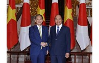 President Nguyen Xuan Phuc to hold phone talks with Japanese PM