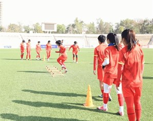 Vietnam want win over Tajikistan at Asian Cup qualifier