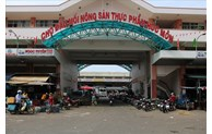 Southern hub re-opens more gathering points to facilitate goods supply