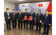 PV Gas, US corporation move to implement Son My LNG port warehouse project