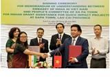 India to provide non-refundable aid to facilitate education in Sapa