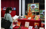 Exhibition of books and publications marks 67th anniversary of the capital liberation