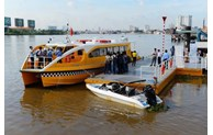 HCM City proposes reopening high-speed boat and water-bus route to several provinces