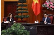 Prime Minister Pham Minh Chinh receives Australian Ambassador