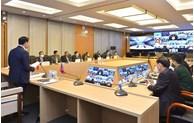 Vietnamese, Lao legislators exchange experience in law making