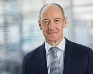 CEO of Siemens AG is chairman of German Economic Commission for Asia and the Pacific