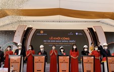 Work on a series of key projects starts in Quang Ninh