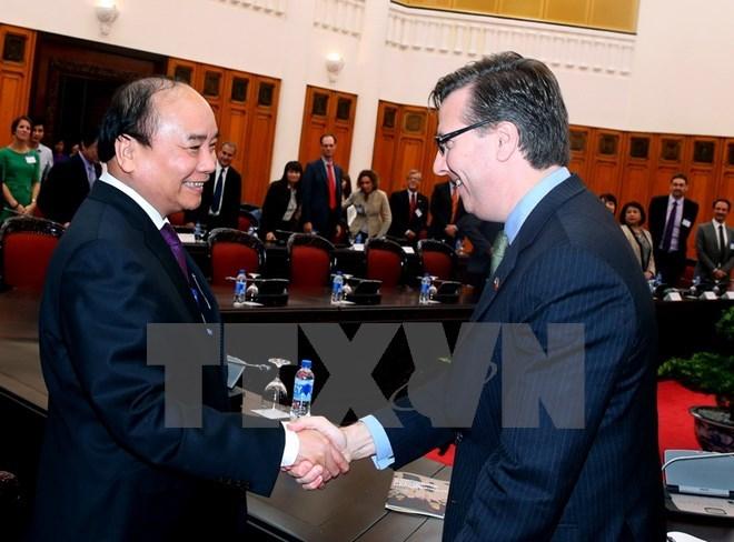 Le PM souhaite voir les entreprises vietnamiennes bénéficier de l'aide de l