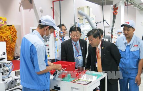 Mise en service d'une usine de moulage de métaux à Binh Duong