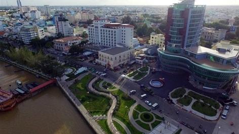 """Cân Tho remporte le prix """"Les villes asiatiques qui ont de beaux paysages"""""""