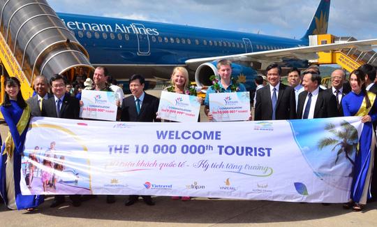 2016, une année florissante pour le tourisme vietnamien