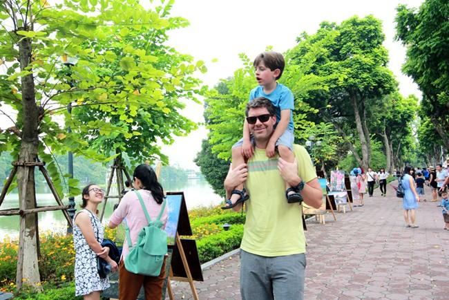 Arrivées impressionnantes de touristes au Vietnam dès le début de l'année