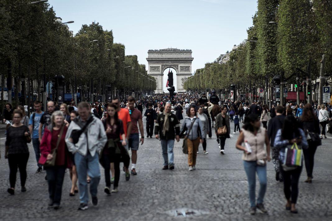 Paris lance un «plan piétons» pour rééquilibrer l'espace public