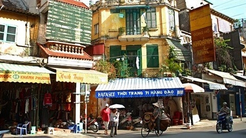 Hausse de 23% du nombre de touristes étrangers à Hanoi en 2016