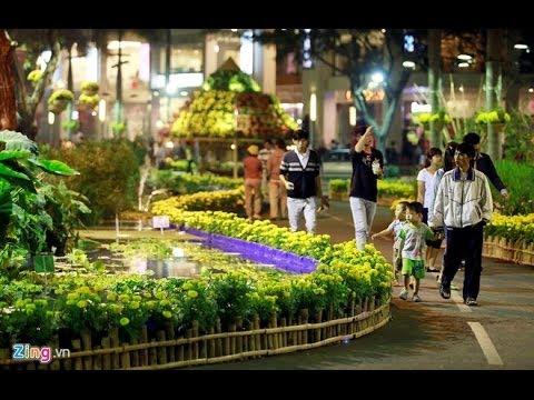 Au Sud, les floralies de Phú My Hung vous attendent