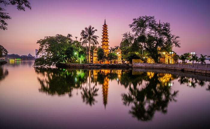 Quelques destinations touristiques phares à Hanoi