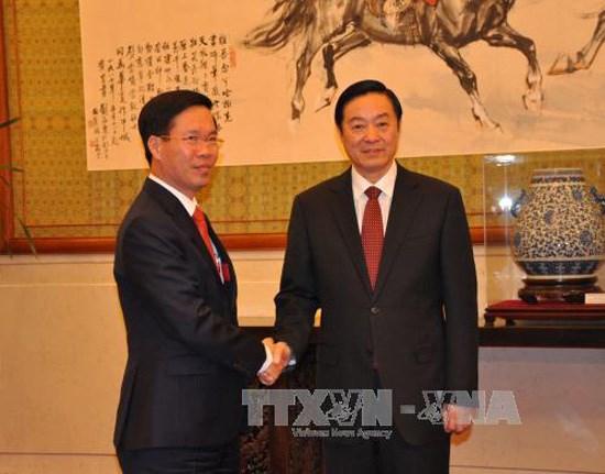 Le Vietnam et la Chine cultivent leur coopération sur la propagande et l'éducation