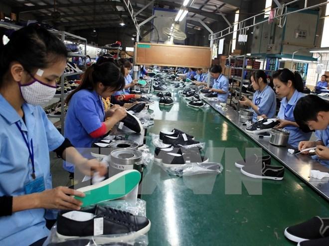 Chaussures et maroquinerie: 18 milliards de dollars d'exportation visés pour 2017