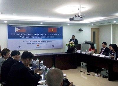 Forum des Affaires Vietnam-Philippines