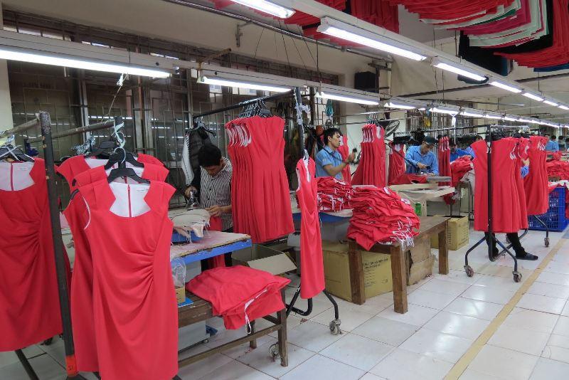 Etats-Unis, premier débouché pour le textile vietnamien