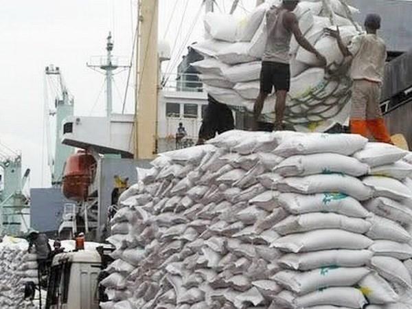 Le Myanmar renforce les exportations de riz
