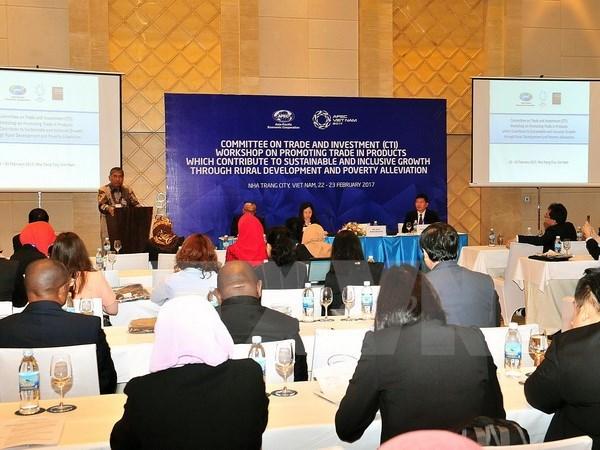 APEC: Ce qu'il faut retenir de la 5e journée de travail de la SOM 1