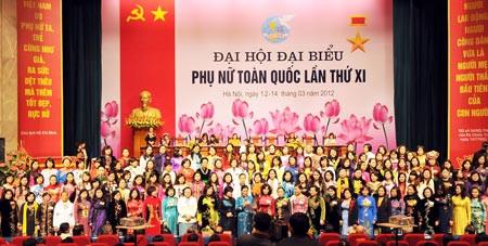 Plus de 1.400 délégués participeront du 12e Congrès national des femmes