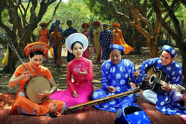 Binh Duong se prépare pour le 2e Festival national de đờn ca tài tử 2017