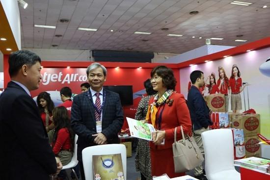 Le Vietnam participe à un salon du tourisme en Inde