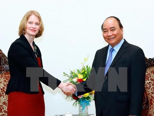 Le PM exhorte à porter les relations Vietnam-Nouvelle-Zélande à un partenariat stratégique