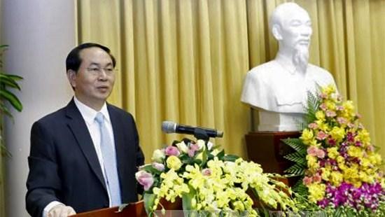 Le président exhorte à rehausser plus la qualité du conseil en stratégie