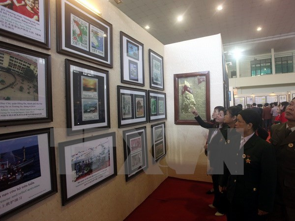 Exposition sur les archipels de Hoang Sa et Truong Sa à Thanh Hoa