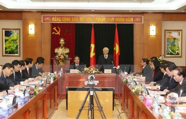 La Commission centrale de l'économie invitée à bien jouer son rôle de stratège